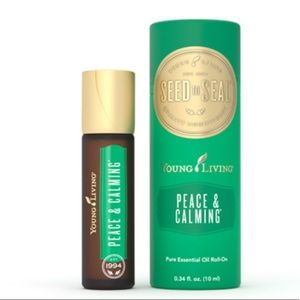 Peace & Calming Essential Oil roll on